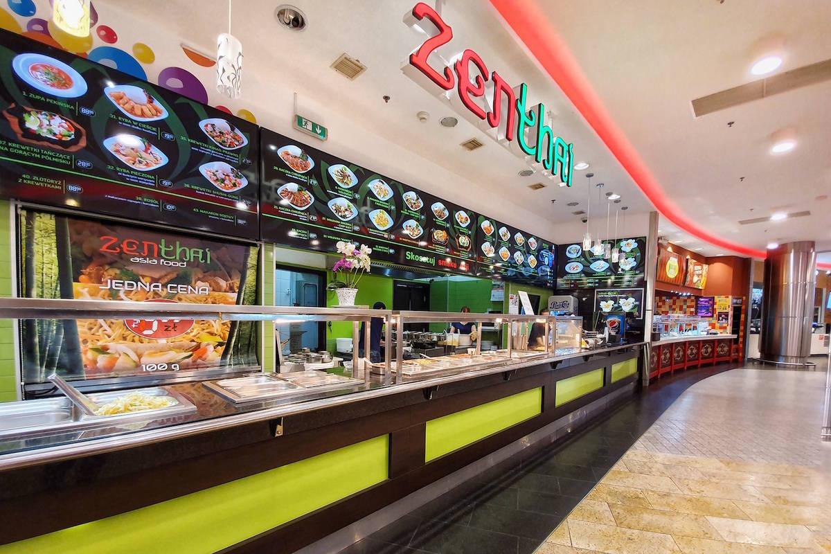 Zen Thai Millenium Hall Rzeszów