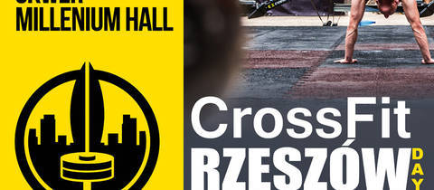 CrossFit Rzeszów Days w Millenium Hall