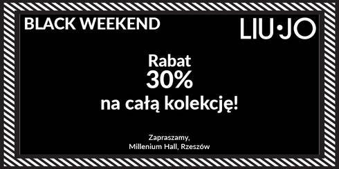 BLACK WEEKEND -  Liu Jo