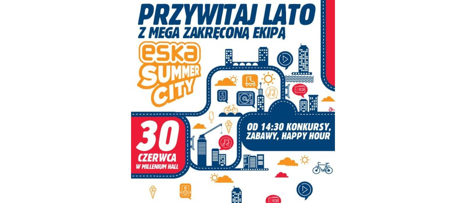 Eska Summer City w Millenium Hall - 1