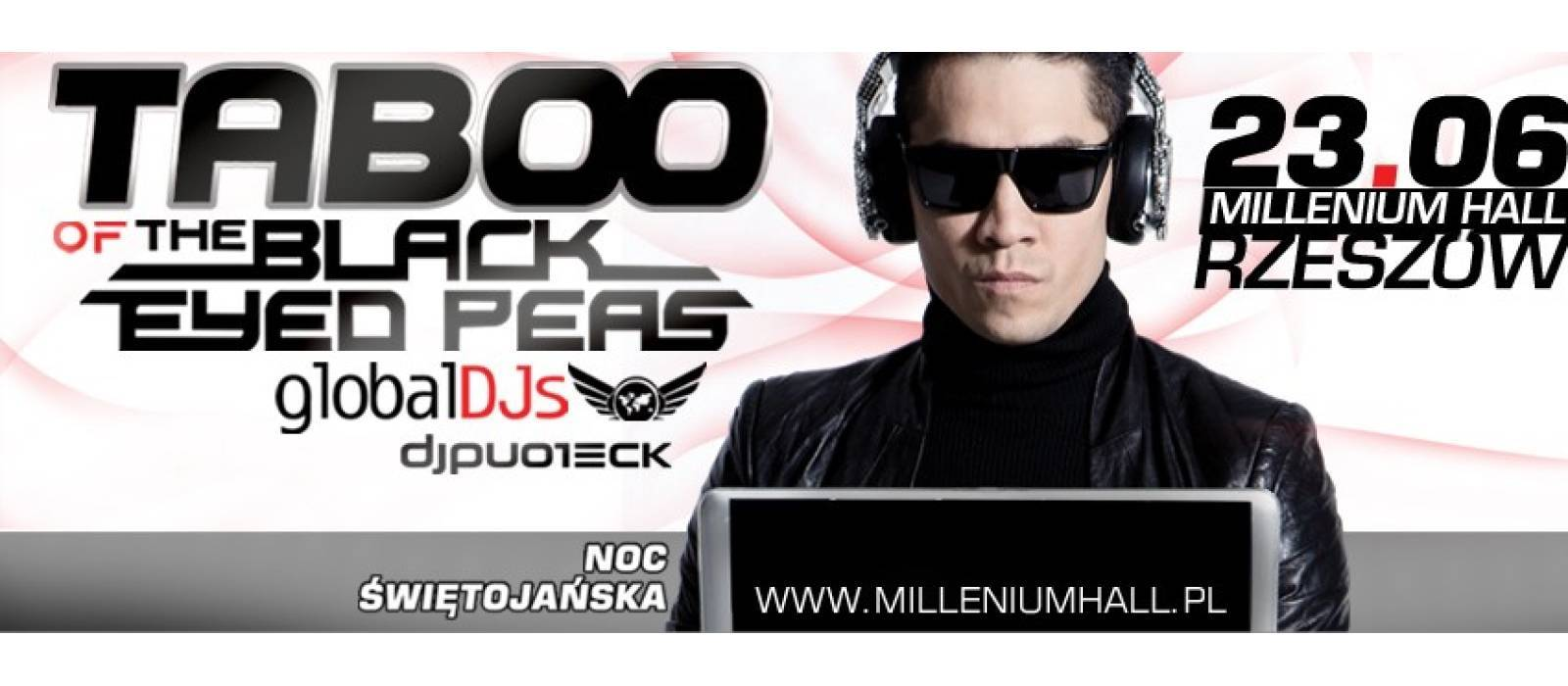 TABOO of The Black Eyed Peas & Global Djs - 1