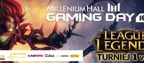 Millenium Hall Gaming Day