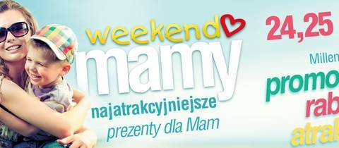 Weekend Mamy