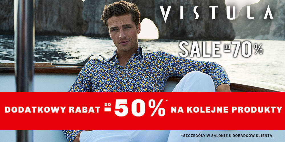 Sale do -70% w salonie Vistula  - 1
