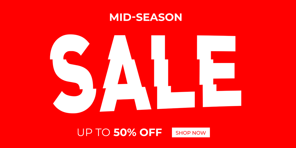 Mid season sale w Selectshop! - 1
